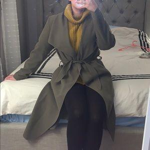 BooHoo Overcoat